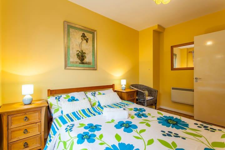 Luxury City Centre Apartment for 4 - Dublin 8 - Leilighet