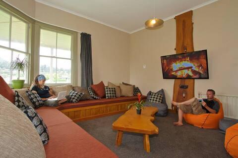 Bunk in 4 bed dorm, Adjacent to National Park