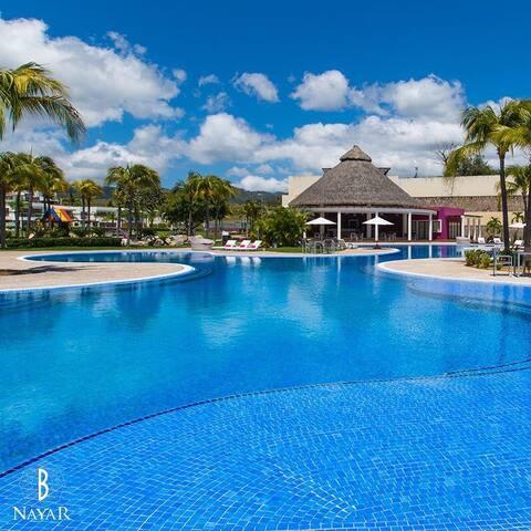 House in amazing beach club - La Cruz de Huanacaxtle  - Haus