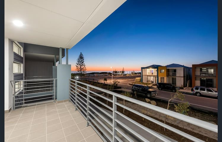 Paradise awaits at this beautiful beach apartment