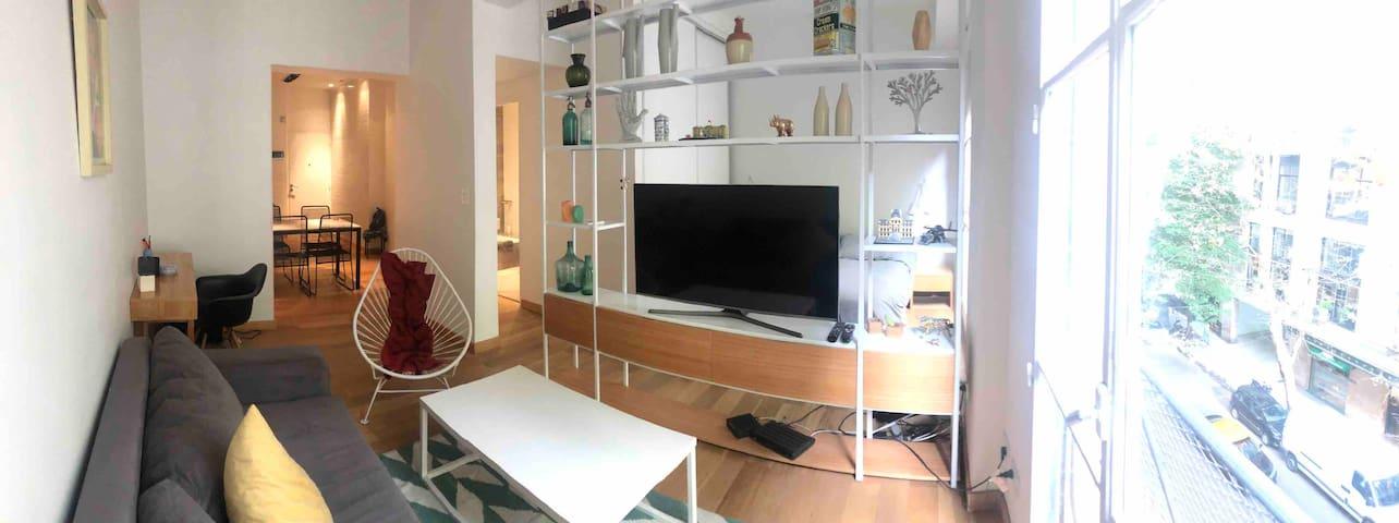 Amazing Studio in Recoleta's most elegant corner