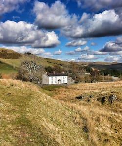 Rhydlydan, family holiday home - Ponterwyd