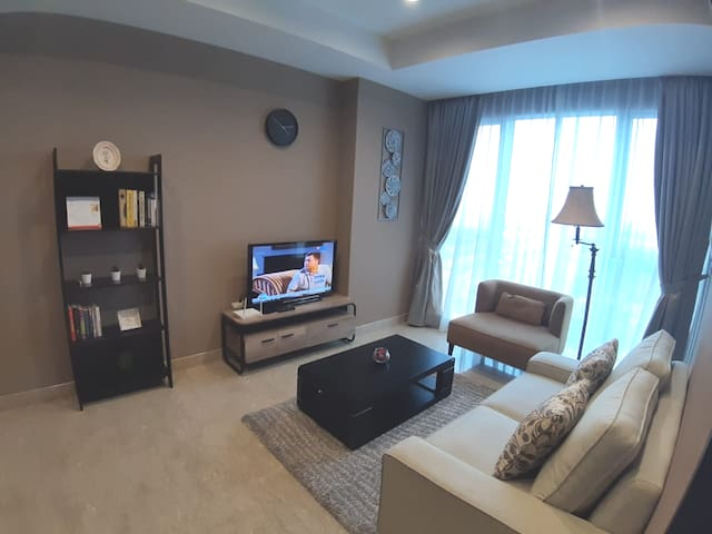 Branz BSD Luxury Apartment with full facilities