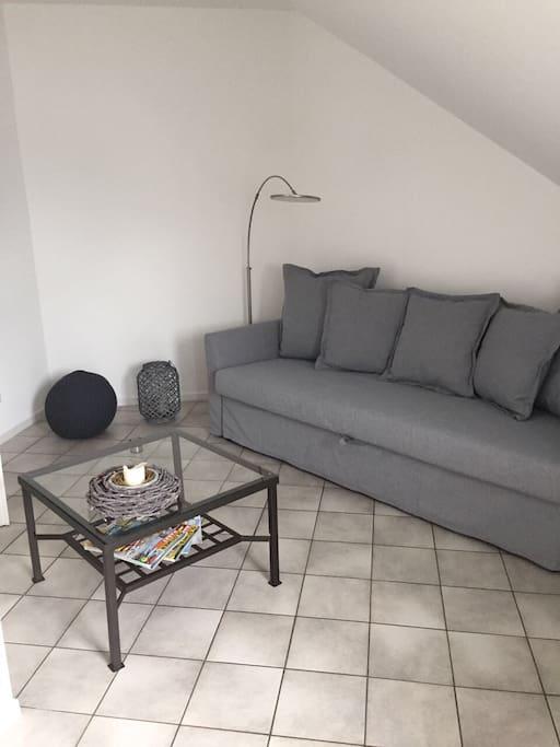 gem tliches kleines apartment flats for rent in. Black Bedroom Furniture Sets. Home Design Ideas