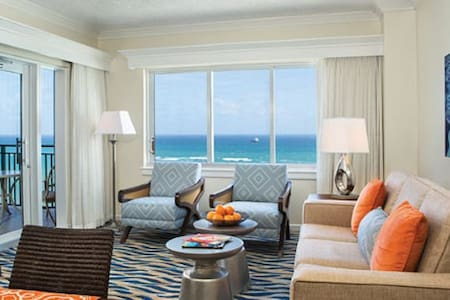 Marriott Ft Lauderdale Luxury 1BD villa sleeps 4