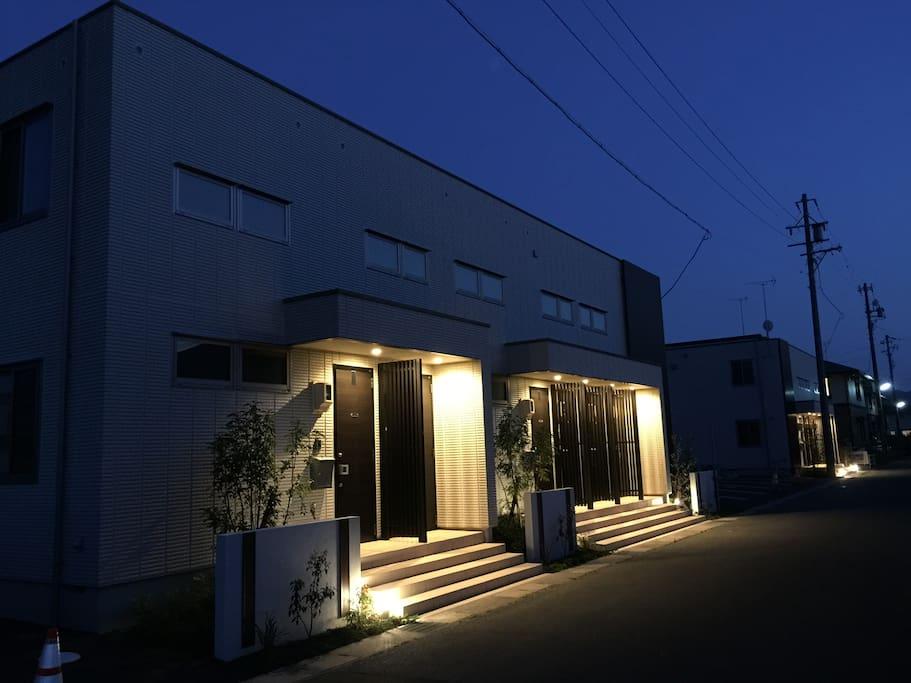 Accommodations 宿泊施設