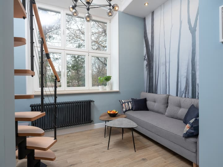 ⭐⭐⭐⭐ Design Suite • Aparthotel • Wawel Riverside