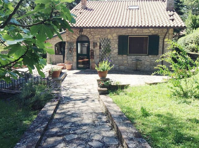 Bellissima Villa con piscina in Umbria
