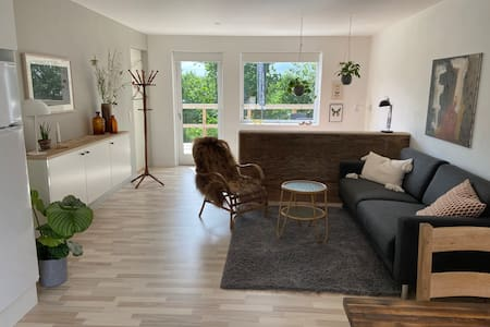 Nordic Annex Apartment in the Countryside