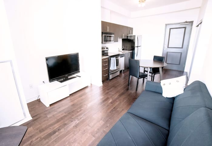 Beautiful, Clean, Quiet 1 BR- In Downtown Ottawa.