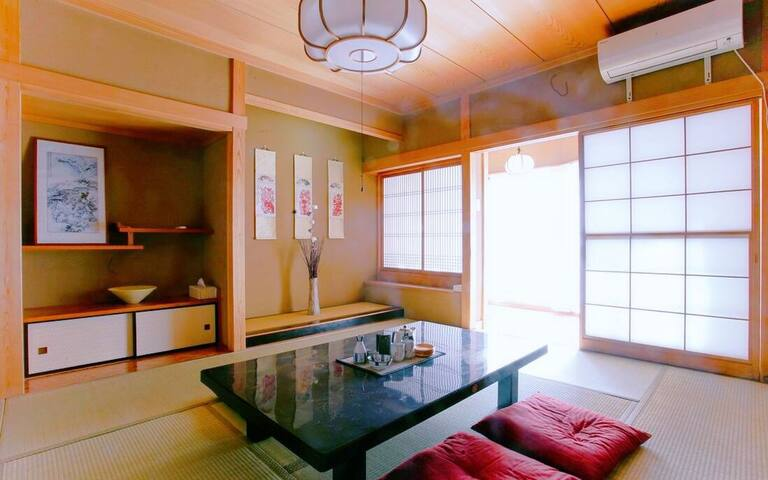 Tokyo cozy home501,2minutes walk tothe station车站2分