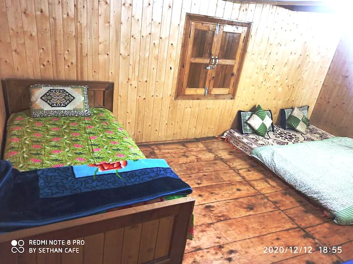 Sethan Bouldering Hostel | Shared Dorm
