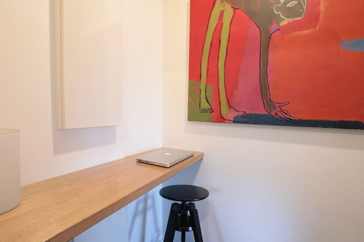 The Waiting Room - South Hobart - Apartemen