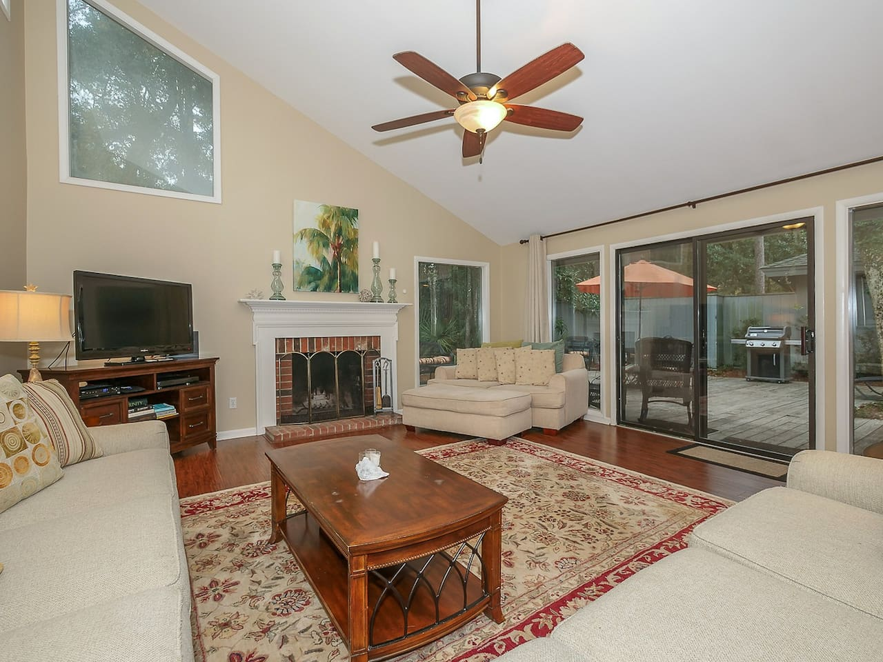 3 Sweet Gum Court in Sea Pines Plantation