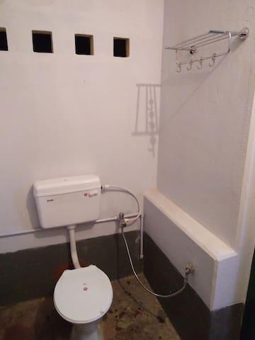 First Floor  Washroom