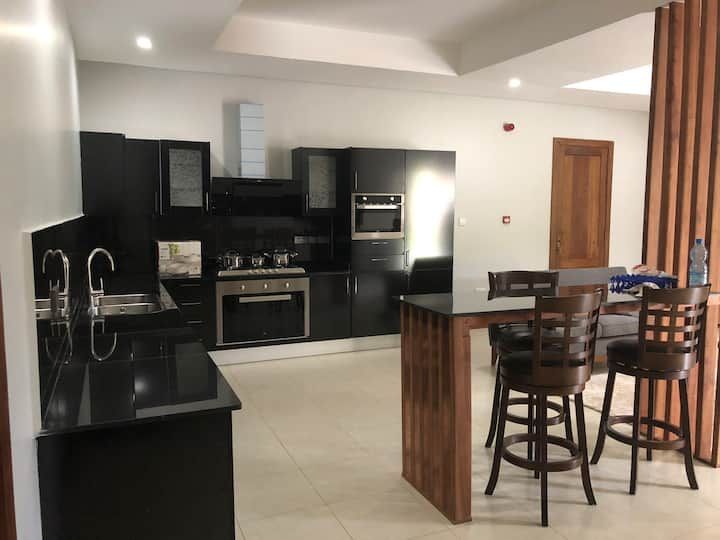 Entire appartement-3 bedroom apartment