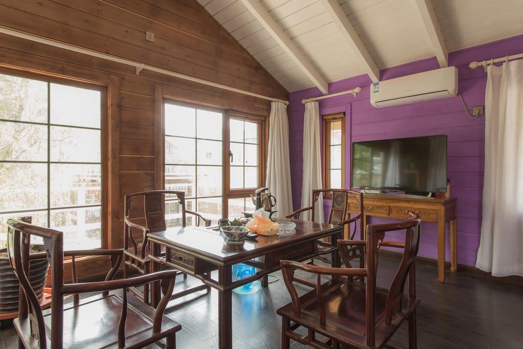 二层小客厅