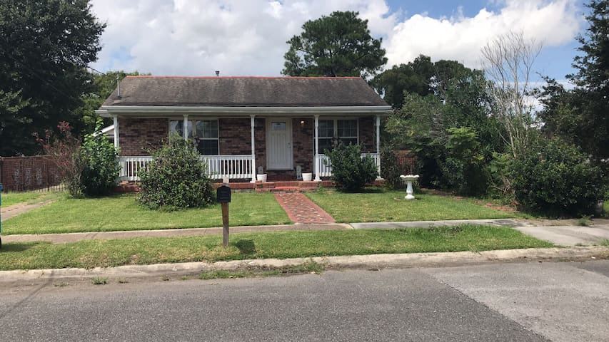 Beautiful home located minutes to New Orleans