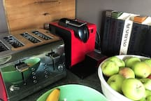 Coffee Machine for the Parents
