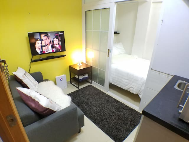 ★★ Cozy Economic Studio ★★ Tsim Sha Tsui - 香港 - 公寓