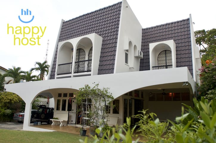 Perfect Bungalow Homestay and free Museum tickets!