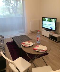 Cosy studio proche Paris - 巴涅(Bagneux) - 公寓