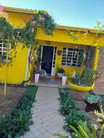 Uma casa com poesia