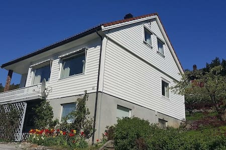 Own house and garden in beautiful Stryn - Stryn - 独立屋