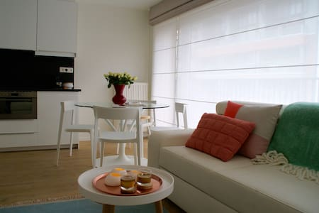 Luxury studio nearby the sea. - Knokke-Heist