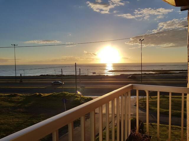 Departamento con vista al mar, Mar del Plata
