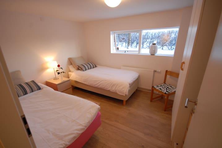 Quiet room for2, Excellent location - Reykjavík - Pis