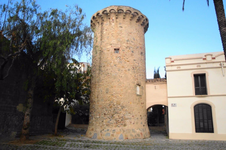 torre d'en nadal a 15 metros.