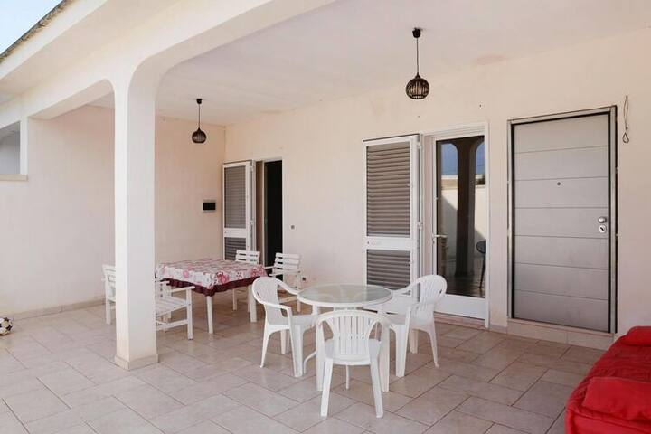 4 star holiday home in Torre Specchia Ruggeri