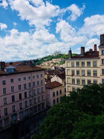 Appartement avec vue magnifique