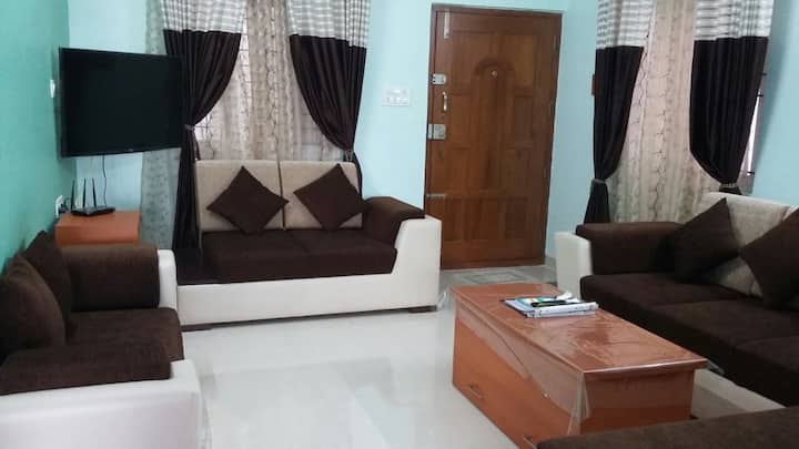 Luxurious home - Fully furnished apartment