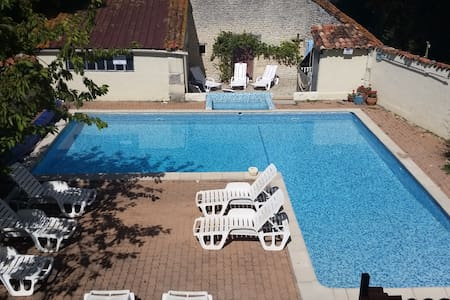 Les Vallaies Family holiday - Vierge cottage