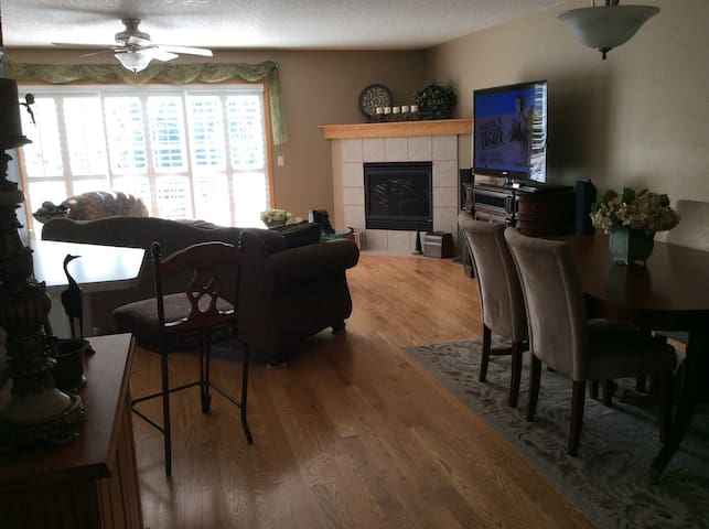 Comfy Townhome & 2018 Super Bowl - Prior Lake - Szeregowiec