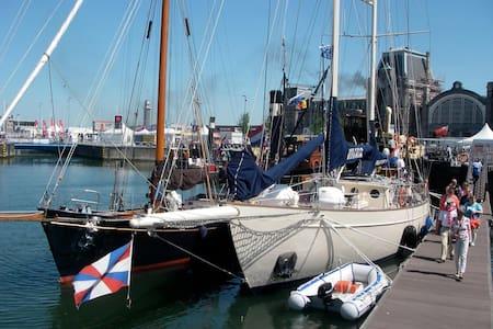 Romantische studio vlak aan zee,bij Oostende,kust - Bredene