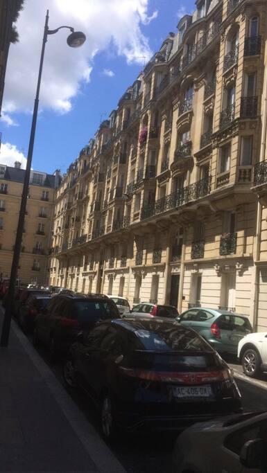 rue des ternes