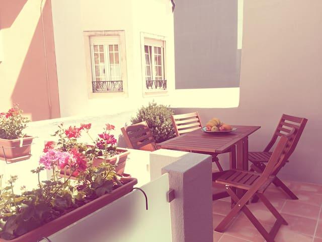 A Casa dos Pátios II - Aveiro