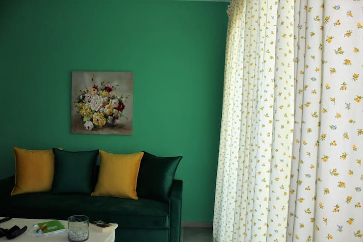 Mirtia Apartment (2 bedrooms) - Plakias - Appartamento