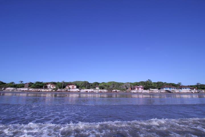 Rest in a Paradise - Paranaguá - Talo