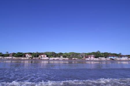 Descanso na Ilha do Mel - Paranaguá