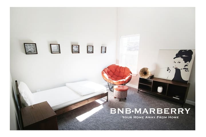 Quiet & Comfy private room Cypress/IAH-30mins