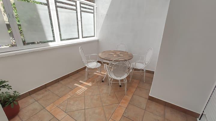 Apartamento nuevo con terraza en Las Merindades
