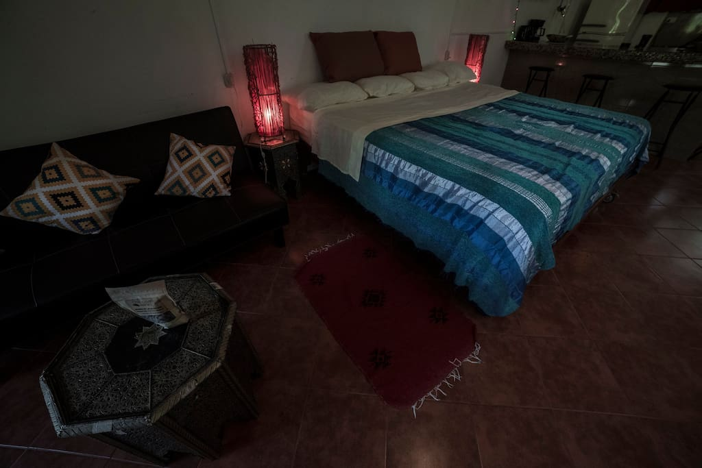 Big 2x2 bed