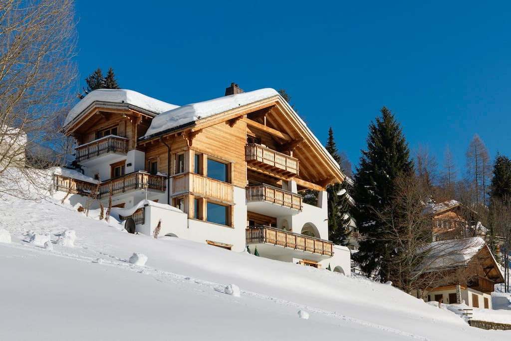 Beautiful Private Chalet
