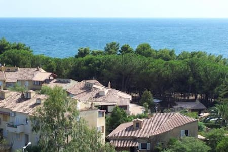 apartment by the sea in Calabria - Loc. Praialonga, Isola di Capo Rizzuto - Lejlighed