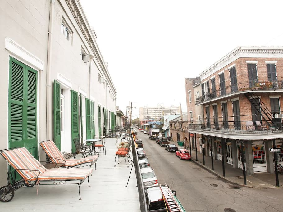 Balcony Apartment on Frenchmen Street - Apartments for ...