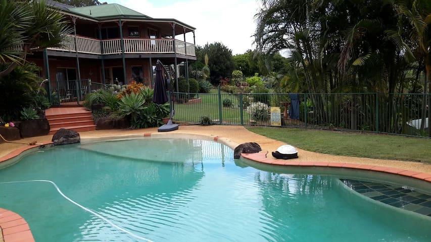 Peaceful location near Gold Coast - Terranora, Tweed Heads - Dům